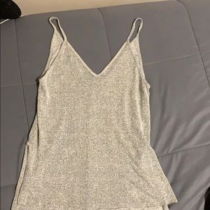 urban outfitters grey project social tank